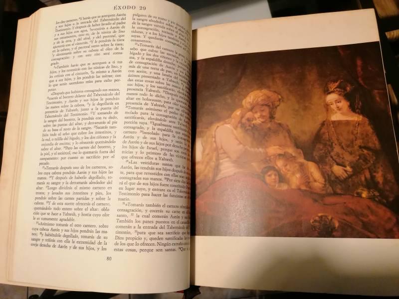 Biblia, vista 2