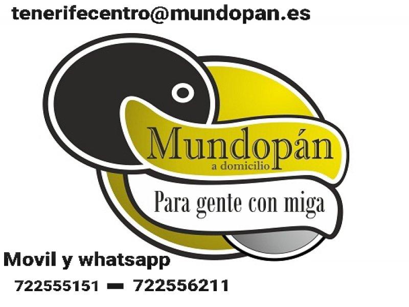 MUNDOPAN TENERIFE CENTRO REPARTO A DOMICILIO, vista 2