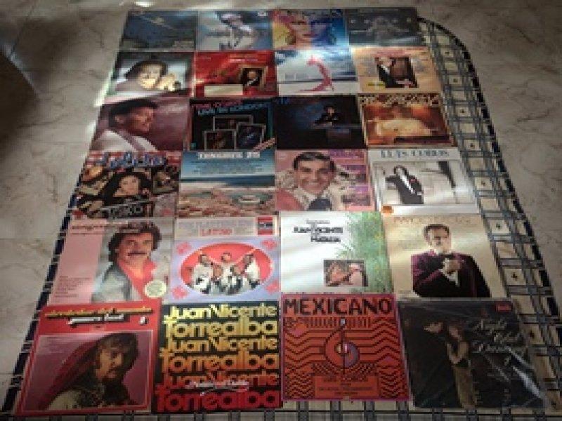 Colección privada LP vinilos, vista 1