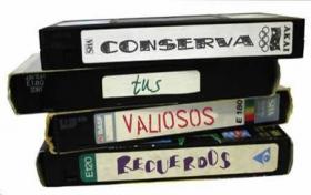 Pasa tus cintas VHS a DVD, referencia: 87-ho