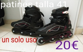 Patines adulto, referencia: 92-ho