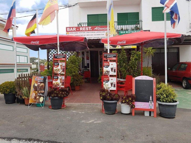 Bar cafetería Altavista, vista 2