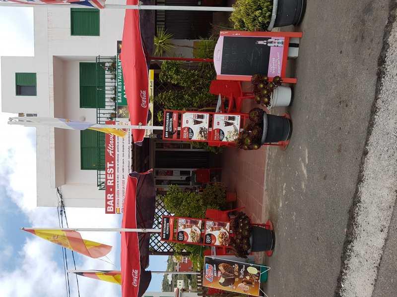 Bar cafetería Altavista, vista 1