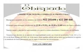 TASCA EL OBISPADO, referencia: 57-dc-rte, fotos y detalles