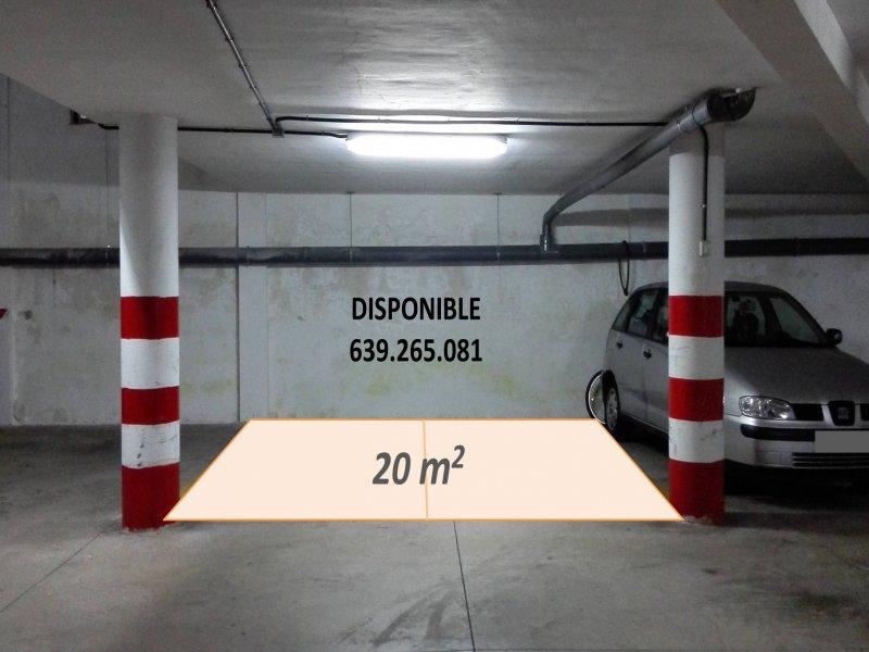 Se alquila garaje vista 1 referencia=1625-a-ga