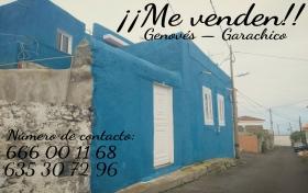 Ver las fotos y detalles, de casa-terrera en Garachico, Tenerife. ref.: 1650-v-ca
