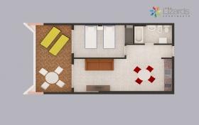 Alquiler vacional de apartamento en Santiago del Teide, referencia: 1678-vac-ap. Fotos y detalles