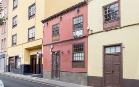 Ver las fotos y detalles, de casa-canaria en San Cristóbal de la Laguna, Tenerife. ref.: 1796-v-cc