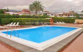Alquiler por corta temporada de apartamento en Puerto de la Cruz, referencia: 258-c-ap. Fotos y detalles