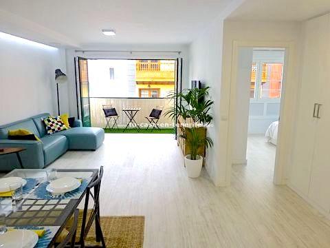 Alquiler vacacional de apartamento vista 1 referencia=593-c-ap