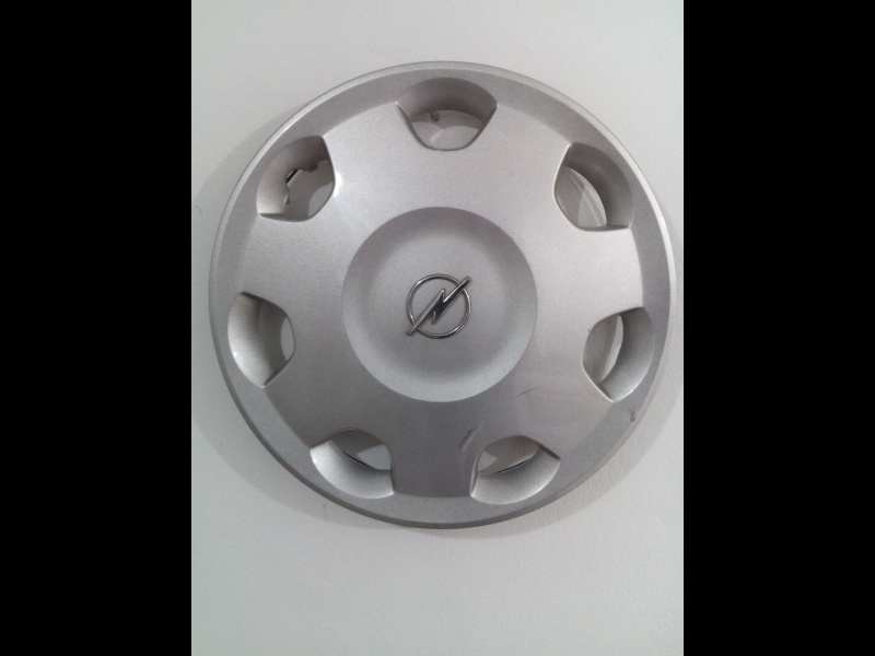 tapacubo cubiertas 2018 Ford Chevrolet, vista 1