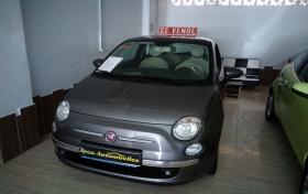 Vehículo de segunda mano a motor, FIAT 500, referencia:108-veh