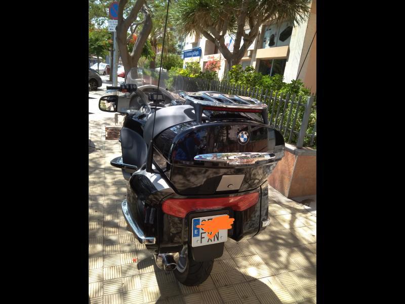 BMW K1200TL, vista 2