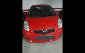 Toyota yaris sport, referencia: 147-veh