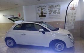 Vehículo de Ocasión FIAT 500 LOUNGE, referencia: 151-veh