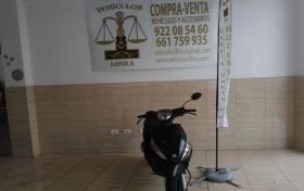 Moto de segunda mano, Se vende PIAGGIO Zip 50 2T Aire, referencia:153-veh