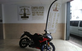 Se vende APRILIA RS 50, referencia: 161-veh
