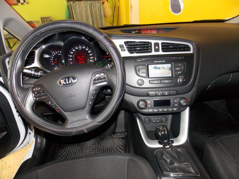 Kia Geed 1.400cc  100cv, vista 8