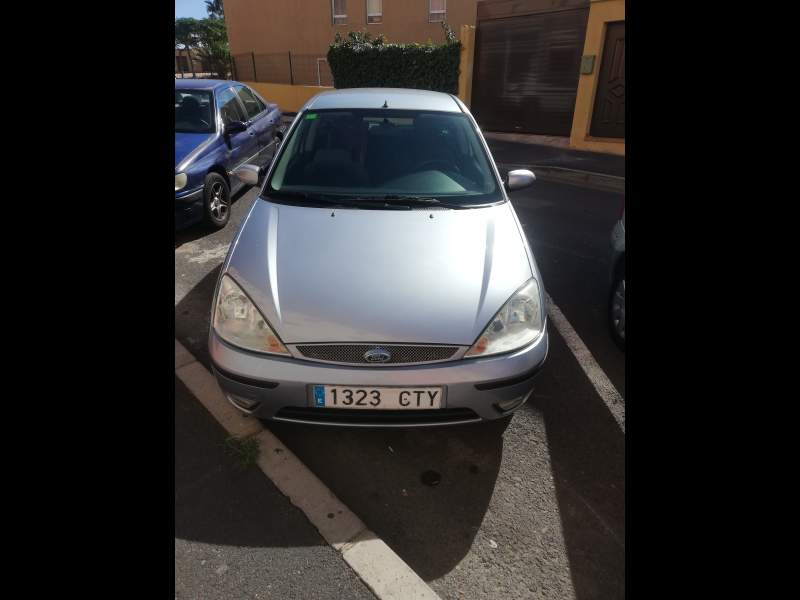 Ford Focus, vista 2