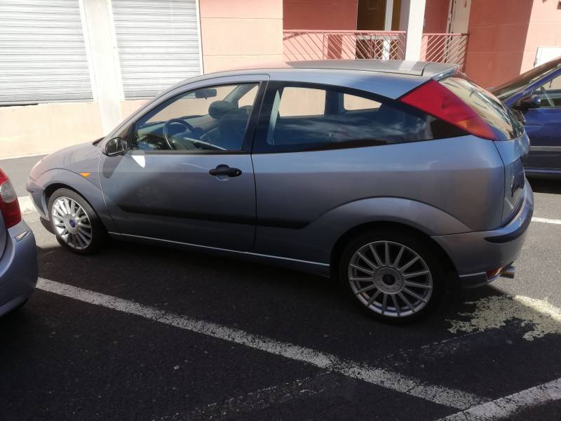 Ford Focus, vista 4