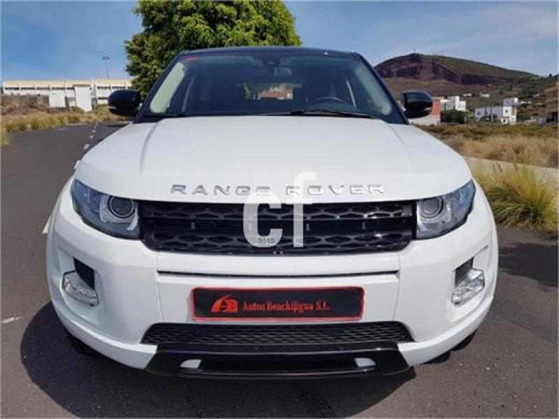 Range Rover Evoque 2.2L TD4 150CV 4x4 Prestige Aut, vista 2