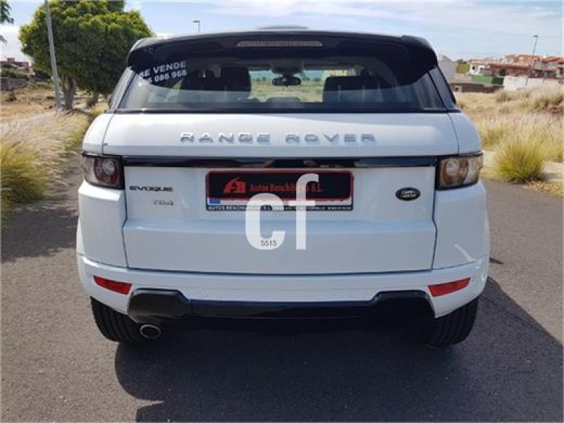 Range Rover Evoque 2.2L TD4 150CV 4x4 Prestige Aut, vista 4