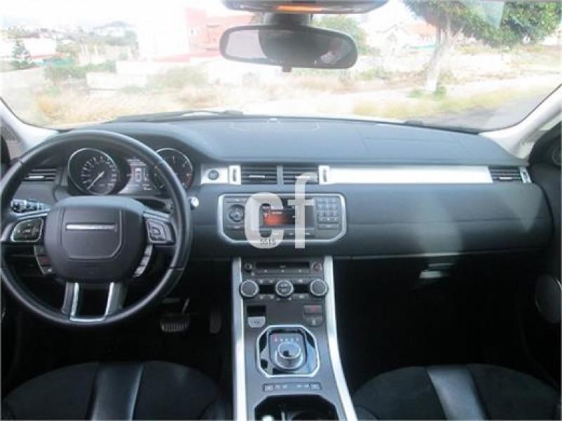 Range Rover Evoque 2.2L TD4 150CV 4x4 Prestige Aut, vista 7