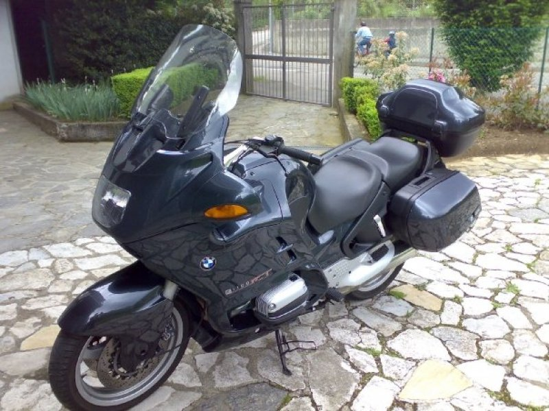BMW R1100 RT perfecto , vista 2