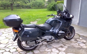 BMW R1100 RT perfecto , referencia: 185-veh