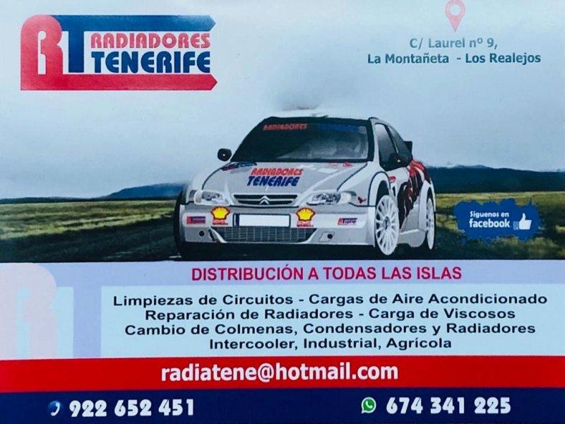 RADIADORES TENERIFE , vista 1