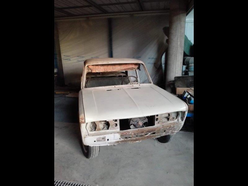 FIAT 125 + motor y repuestos, vista 1