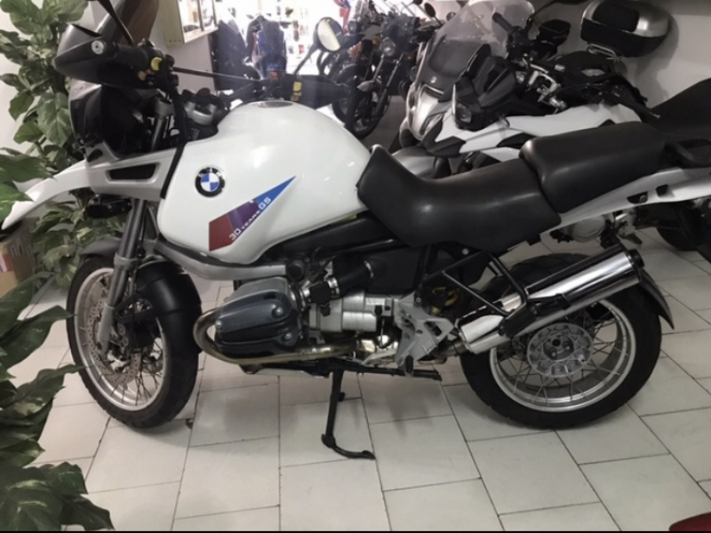 BMW  R1100GS, vista 5