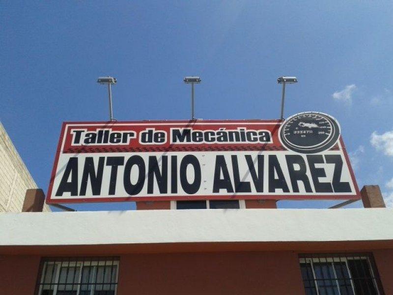 Taller de mecánica Antonio Álvarez, S.L.L., vista 1