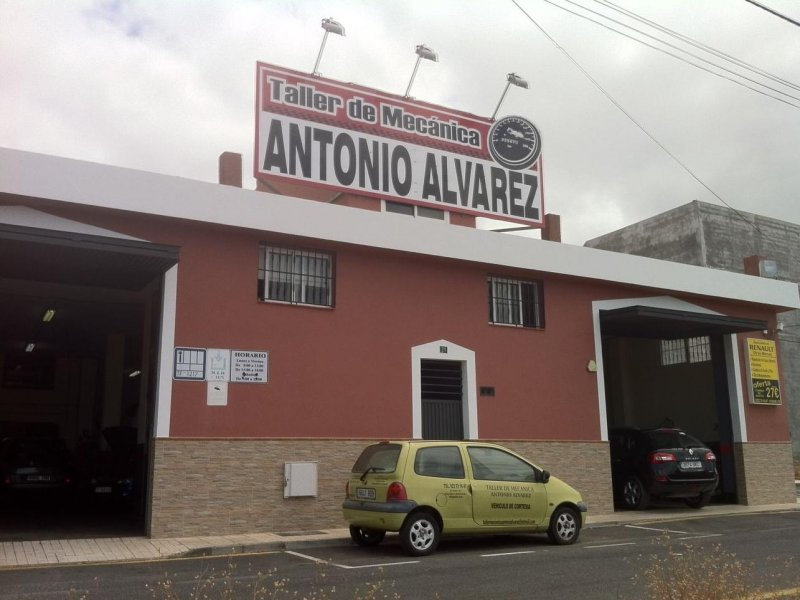 Taller de mecánica Antonio Álvarez, S.L.L., vista 2