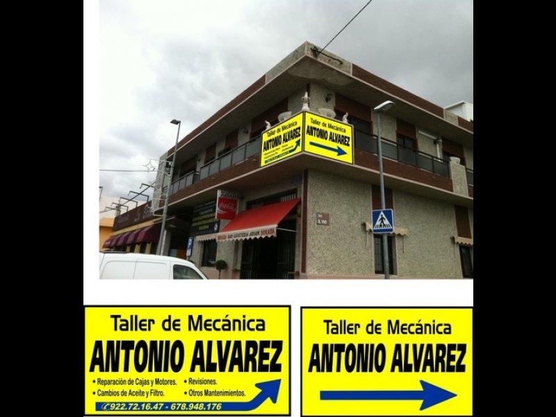 Taller de mecánica Antonio Álvarez, S.L.L., vista 3