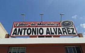 Taller de mecánica Antonio Álvarez, S.L.L., referencia: 24-veh