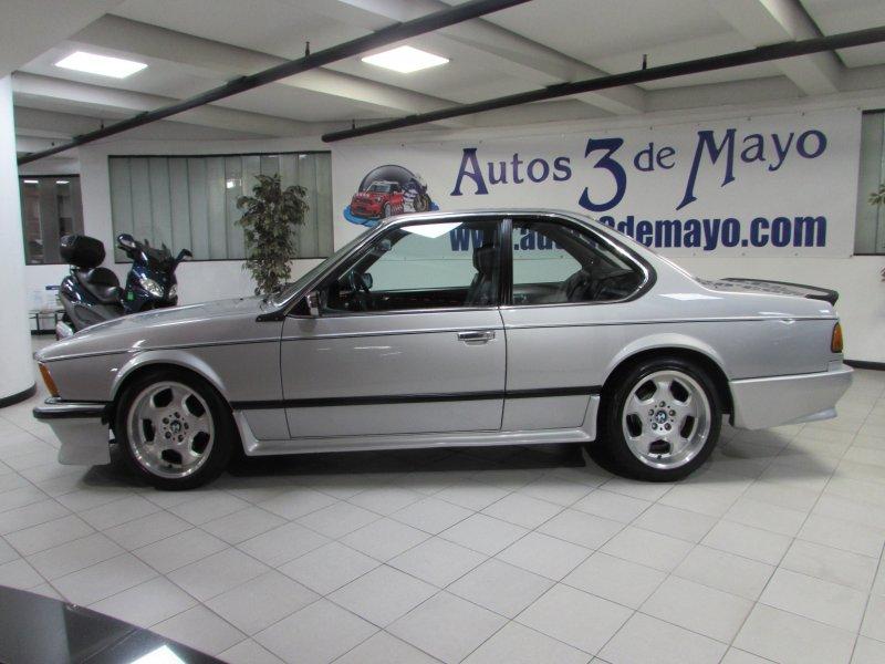 BMW - 635 CSI LOOK M, vista 2