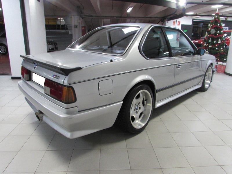 BMW - 635 CSI LOOK M, vista 5