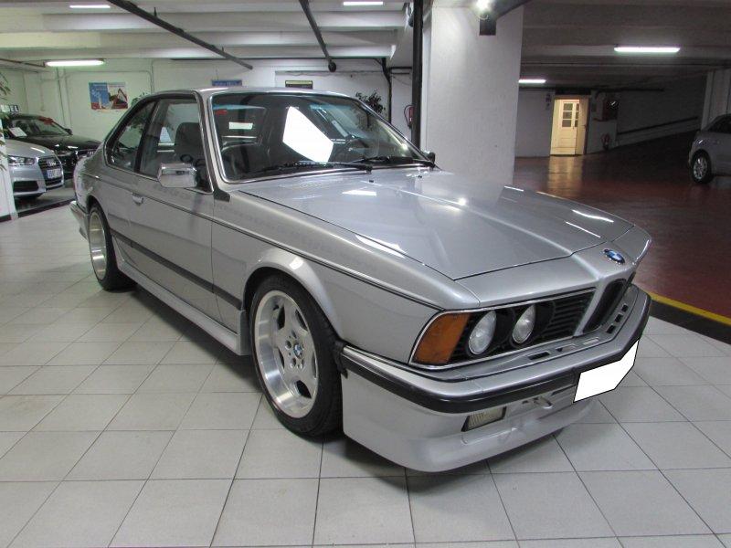 BMW - 635 CSI LOOK M, vista 6