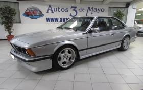 Vehículo de segunda mano a motor, BMW - 635 CSI LOOK M, referencia:253-veh