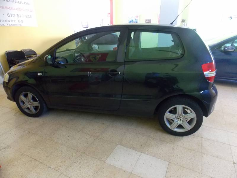 Volkswagen Polo Fox 1.4 75cv, vista 1