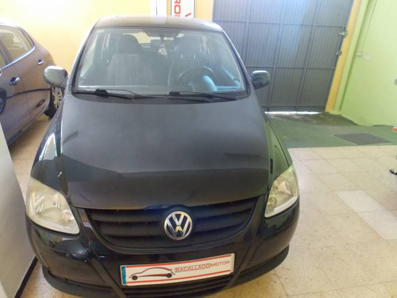Volkswagen Polo Fox 1.4 75cv, vista 2
