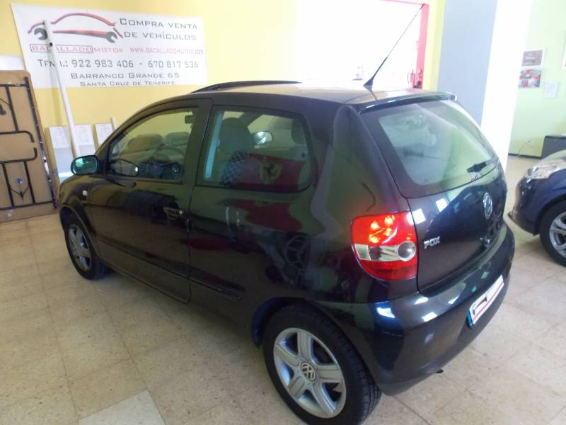 Volkswagen Polo Fox 1.4 75cv, vista 3