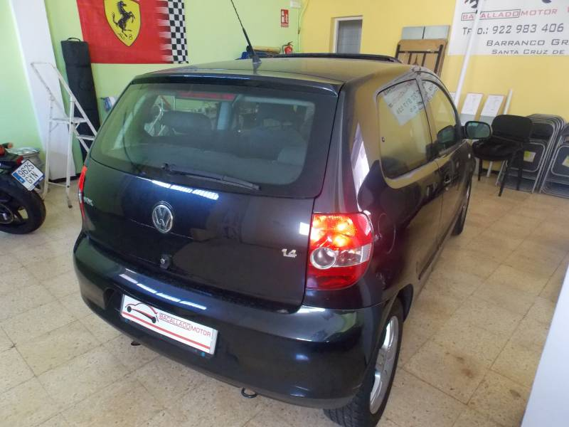 Volkswagen Polo Fox 1.4 75cv, vista 4