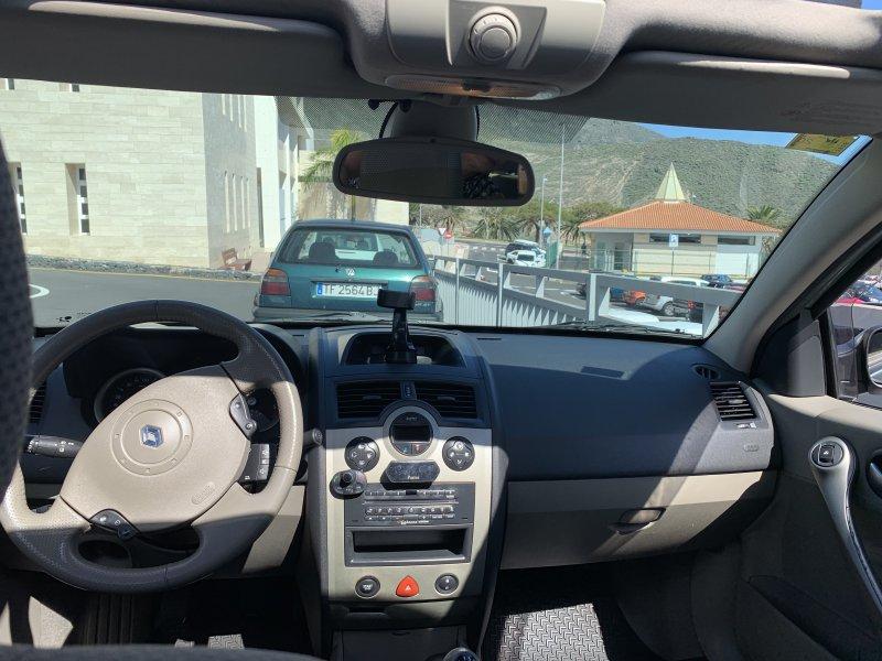 Renault Megane Sedan Luxe Privilege 1.900 D. 135 C, vista 2