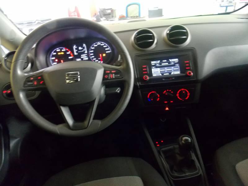 Seat Ibiza 1.2 Tsi Reference Plus 90cv, vista 5