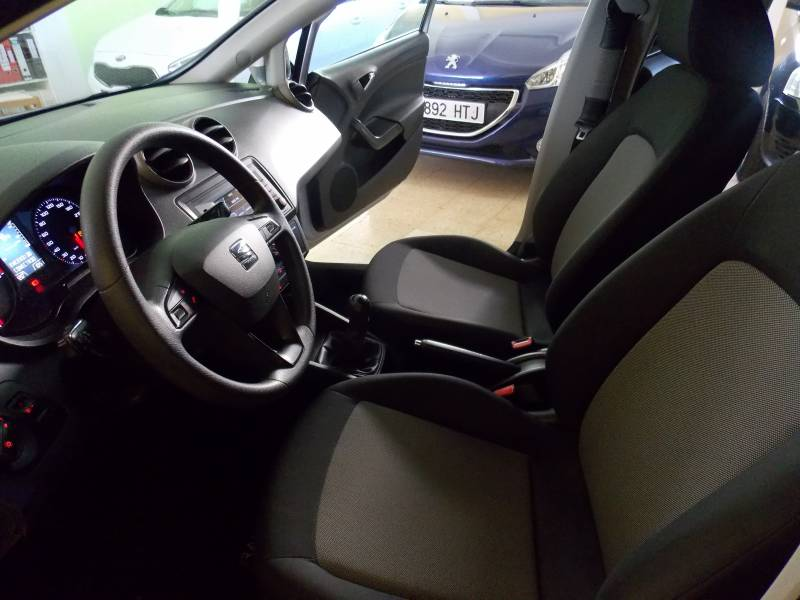 Seat Ibiza 1.2 Tsi Reference Plus 90cv, vista 6