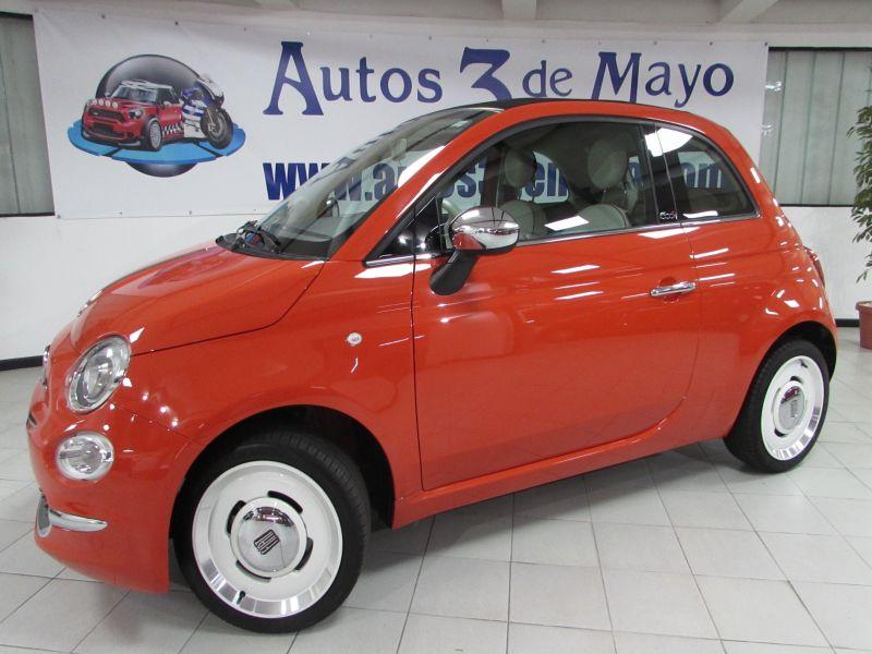 Fiat 500c Aniversario , vista 1