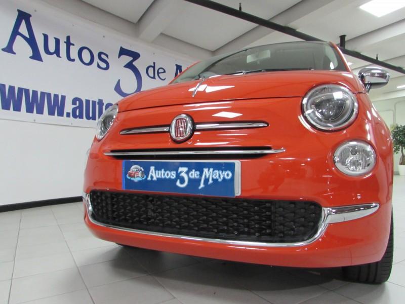 Fiat 500c Aniversario , vista 2