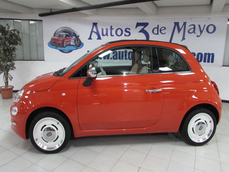 Fiat 500c Aniversario , vista 3